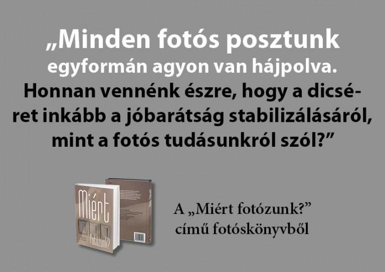 fotós könyv - like