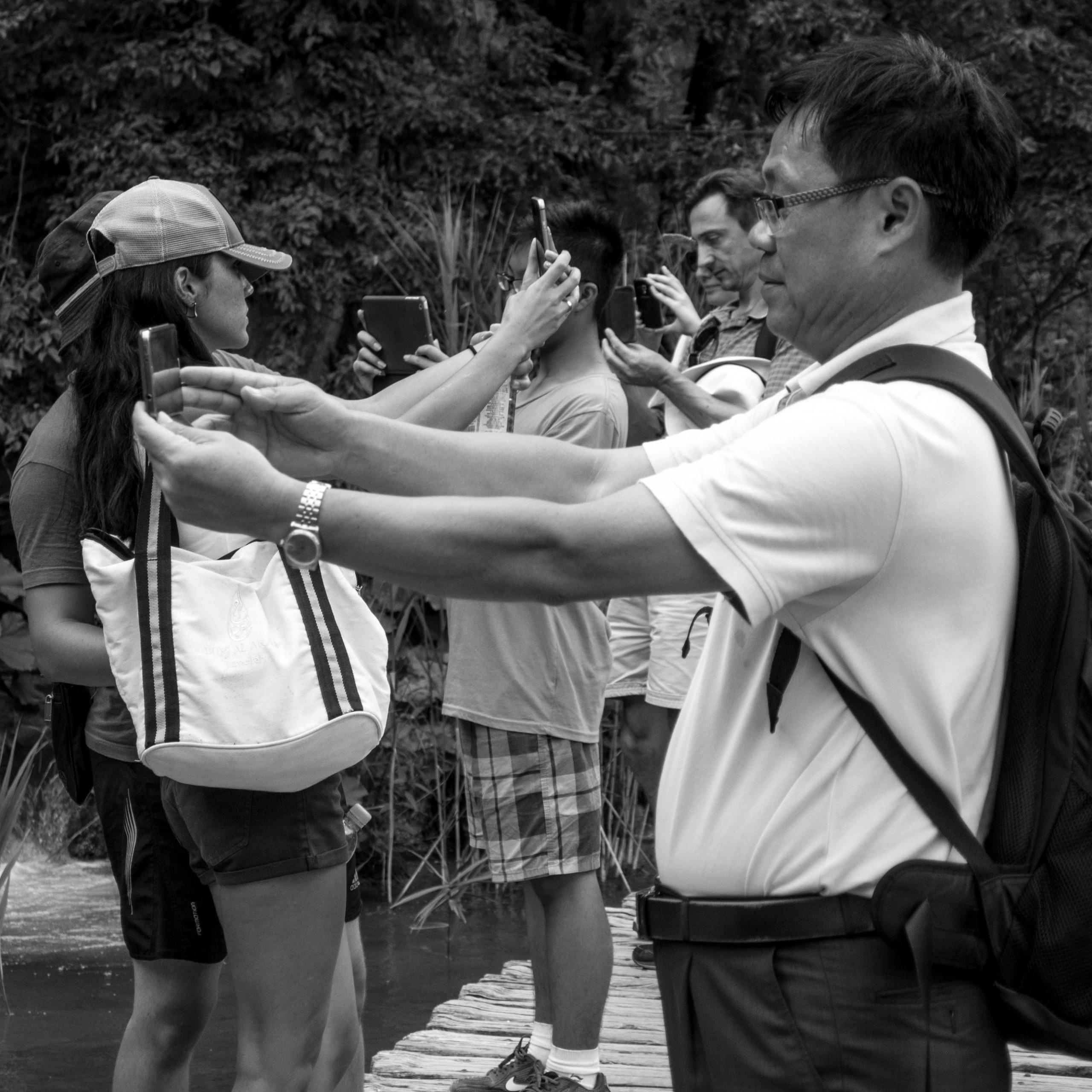 Fotóskönyv – Plitvice szelfi